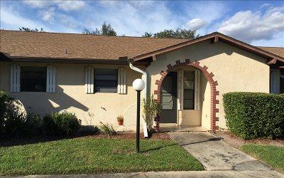 Avon Park, Lorida, Lake Placid, Sebring Condo/Townhouse For Sale: 4918 Granada Blvd