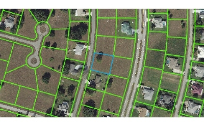 Sebring Residential Lots & Land For Sale: 825 Woodside Pl
