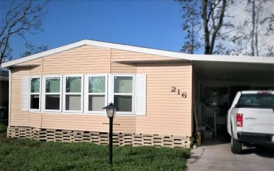 Avon Park, Lake Placid, Lorida, Sebring Mobile/Manufactured For Sale: 216 Town & Country Blvd.