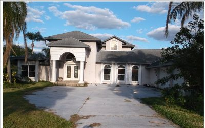 Single Family Home For Sale: 4221 Lakeview Dr