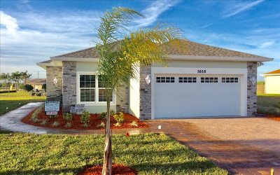 Sebring Single Family Home For Sale: 1616 Marble St