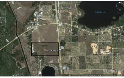 Highlands County Residential Lots & Land For Sale: 8711 Us 27