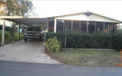 Avon Park, Lake Placid, Lorida, Sebring Mobile/Manufactured For Sale: 510 Sandy Lane