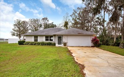 Lake Placid, Avon Park, Sebring, Lorida Single Family Home For Sale: 1425 Tall Cypress Dr #1