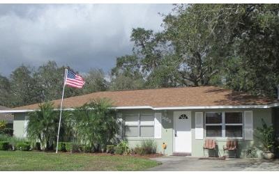 Sebring FL Single Family Home For Sale: $143,800