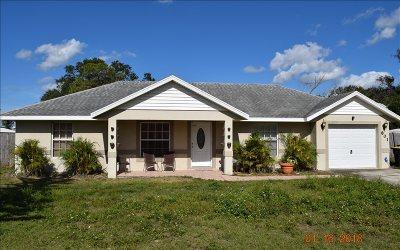 Avon Park FL Single Family Home For Sale: $164,900