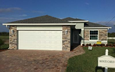 Sebring Single Family Home For Sale: 1513 Stone Ridge Cir #1