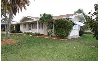 Sebring FL Single Family Home For Sale: $119,900