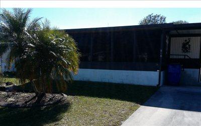 Avon Park FL Single Family Home For Sale: $74,700