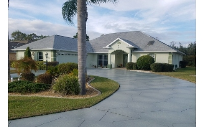 Single Family Home For Sale: 4862 Pebble Beach Dr