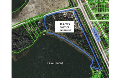Residential Lots & Land For Sale: 150 Lake Mirror Dr