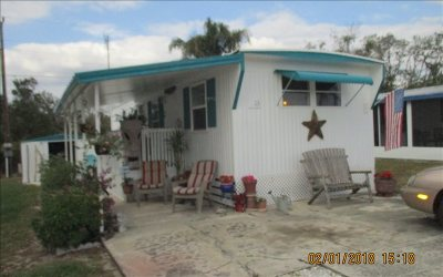 Avon Park, Lake Placid, Lorida, Sebring Mobile/Manufactured For Sale: 11455 S Us 27 Lot 13 #13