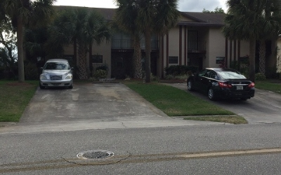 Sebring Condo/Townhouse For Sale: 3725 Edgewater Dr