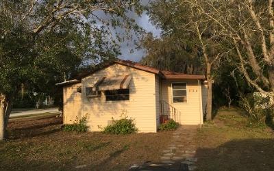 Lake Placid, Avon Park, Lorida, Sebring Single Family Home For Sale: 734 N Franklin St