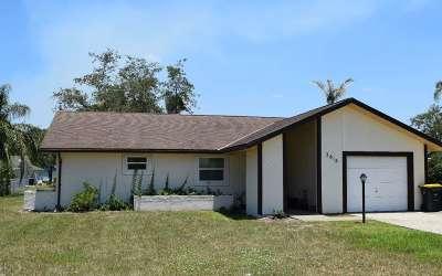 Sebring FL Single Family Home For Sale: $90,000
