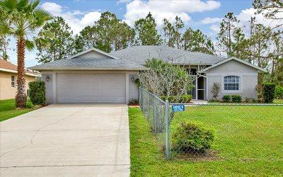 Sebring Single Family Home For Sale: 1208 Cougar Blvd