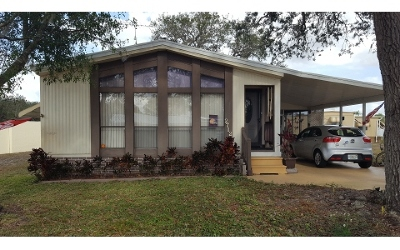 Avon Park, Lake Placid, Lorida, Sebring Mobile/Manufactured For Sale: 2712 Bolin Lane