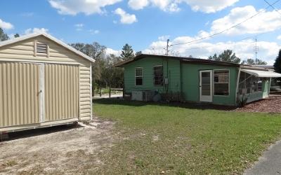 Avon Park FL Single Family Home For Sale: $96,000