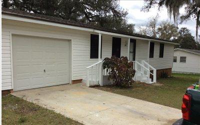 Sebring Single Family Home For Sale: 2102 Orange Blossom Ave
