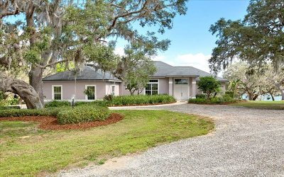 Sebring Single Family Home For Sale: 8624 Cr 17 S
