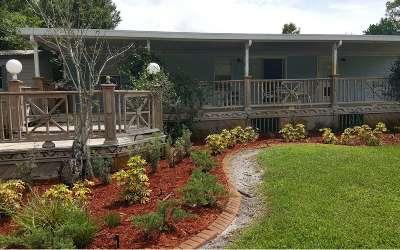Lake Placid, Avon Park, Sebring, Lorida Single Family Home For Sale: 9100 McRoy Rd