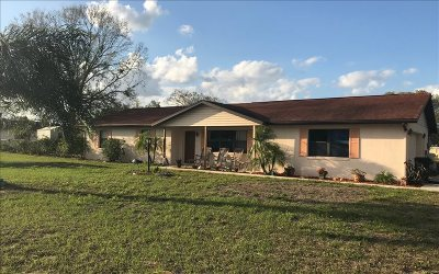 Avon Park FL Single Family Home For Sale: $154,900