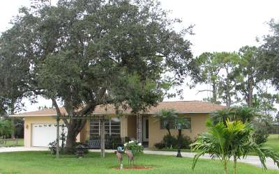 Lake Placid, Avon Park, Sebring, Lorida Single Family Home For Sale: 2501 Vantage Trce