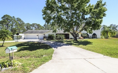Lake Placid, Sebring, Lorida, Avon Park, Venus Single Family Home For Sale: 719 Roosevelt Blvd