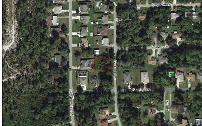 Sebring Residential Lots & Land For Sale: 1203 Garland Ave