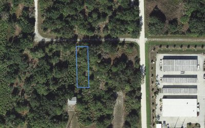 Lake Placid Commercial Lots & Land For Sale: 240 Putney Ave NW
