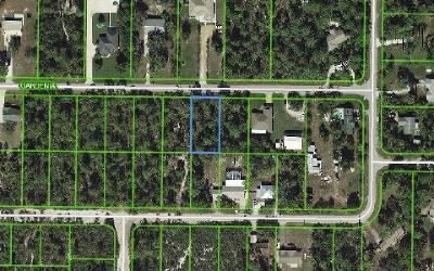 Sebring Residential Lots & Land For Sale: 1921 Gardenia Ave.