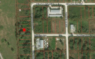 Lake Placid Commercial Lots & Land For Sale: 271 Hathaway St NW