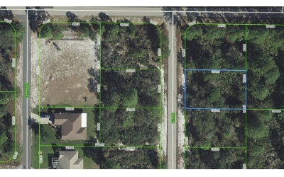 Lake Placid Residential Lots & Land For Sale: 322 Clipper Ave NW