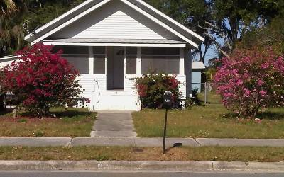 Avon Park FL Single Family Home For Sale: $65,000