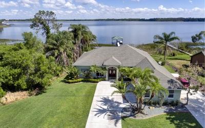 Lake Placid, Sebring, Lorida, Avon Park, Venus Single Family Home For Sale: 156 S Huntley Dr