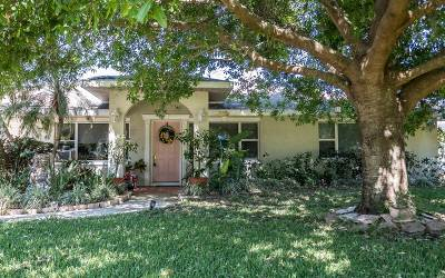 Sebring FL Single Family Home For Sale: $279,500