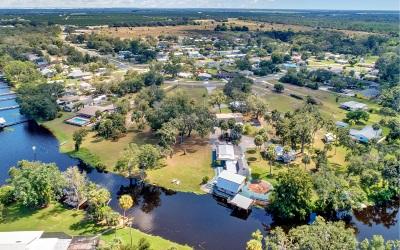 Lake Placid, Avon Park, Sebring, Lorida Single Family Home For Sale: 916 Lake Josephine Dr