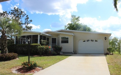 Mobile/Manufactured For Sale: 2830 S Dockside Dr.