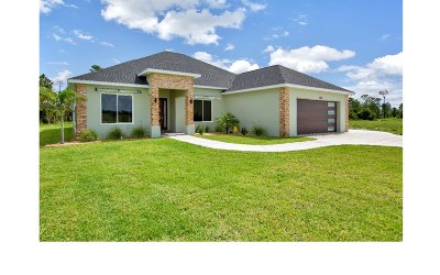 Lake Placid Single Family Home For Sale: 3001 Jack Creek Dr
