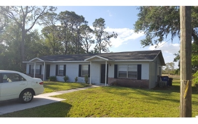 Lake Placid, Avon Park, Lorida, Sebring Single Family Home For Sale: 2486 Wolf Creek Rd