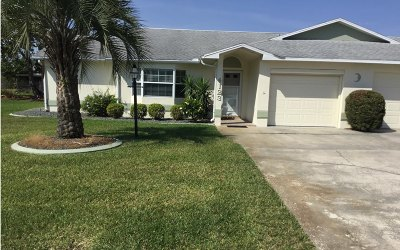 Sebring FL Single Family Home For Sale: $125,000