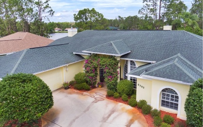 Lake Placid, Sebring, Lorida, Avon Park, Venus Single Family Home For Sale: 5702 South Key