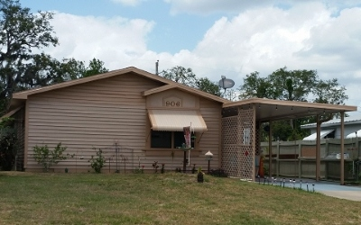 Sebring Single Family Home For Sale: 906 Woodlawn Dr