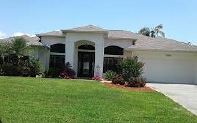 Lake Placid Single Family Home Contingent: 1054 Lake Carrie Drive