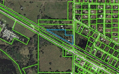 Sebring Residential Lots & Land For Sale: 213 Arbuckle Creek Rd