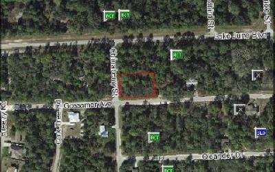 Lake Placid Residential Lots & Land For Sale: 3362 Gossamer Ave