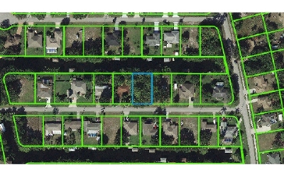 Lake Placid Residential Lots & Land For Sale: 117 Dixie Ave