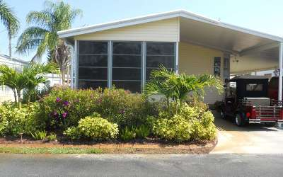Avon Park, Lake Placid, Lorida, Sebring Mobile/Manufactured For Sale: 15 Fisherman's Cove