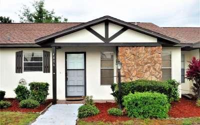 Condo/Townhouse For Sale: 4806 Granada Blvd