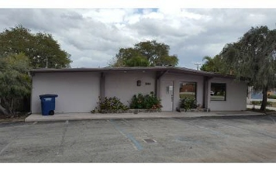 Highlands County Commercial For Sale: 844 Poinsettia Ave